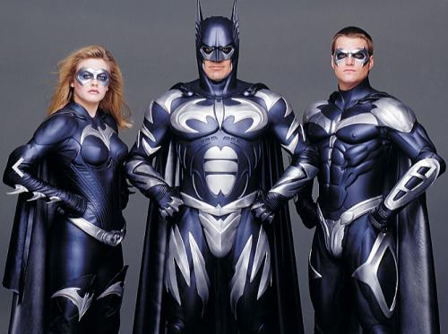 バットマンアンドロビンのクリスオドネル