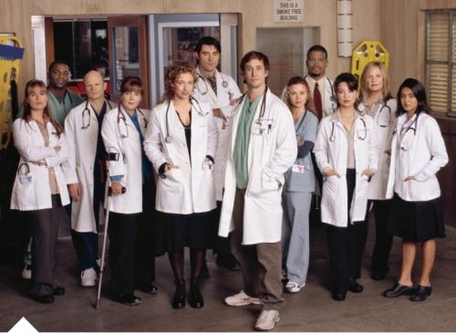 ER/緊急救命室のシーズン10 キャストまとめ