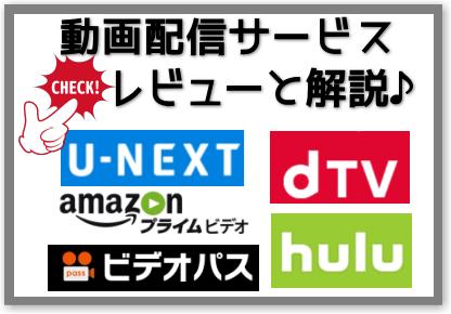 【動画配信サービス比較】月額料金・登録・解約方法などを解説!