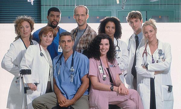 海外の医療ドラマおすすめランキング2位はER緊急救命室